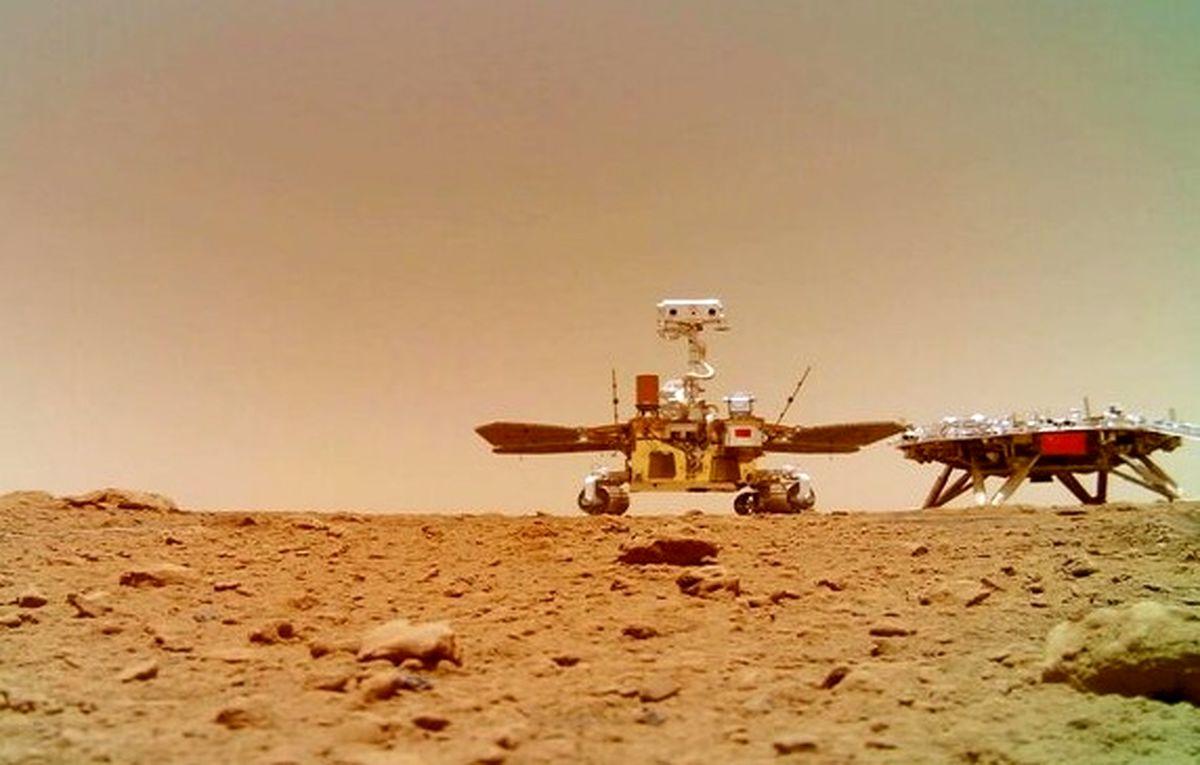 تصاویر جدید از مریخ