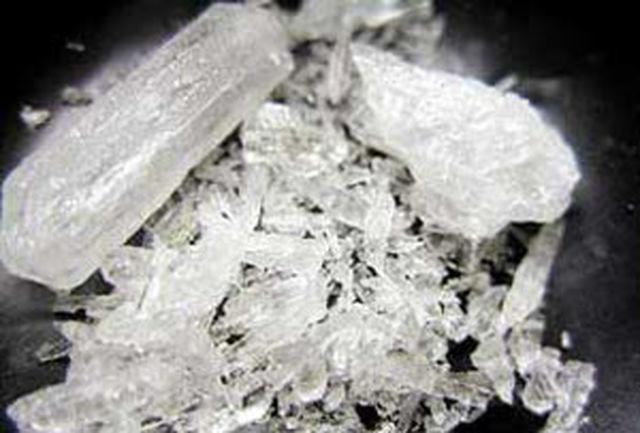 کشف 16 کیلوگرم ماده مخدر شیشه در استان البرز