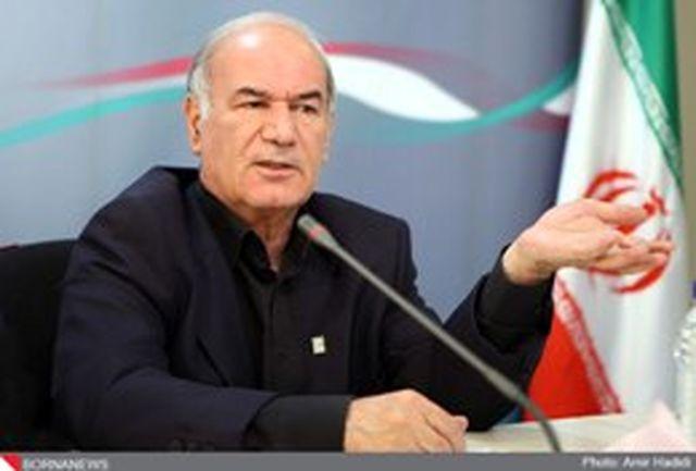 نامه اعتراض آمیز دبیر کمیته ملی المپیک ایران به همتای اماراتی