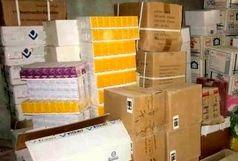 کشف بیش از14 هزار ماسک غیرمجاز در قزوین