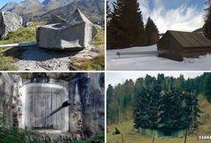 حقایقی جالب از مخفیگاهای نظامی سرّی در سوئیس