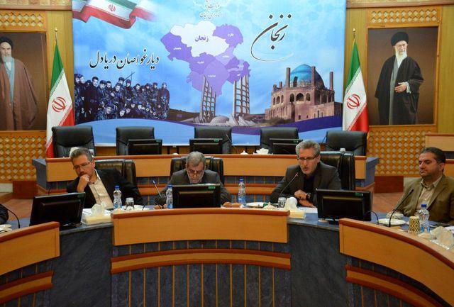 اداره کل ورزش و جوانان استان زنجان طرح های مختلفی در حوزه کسب و کار حمایت میکند