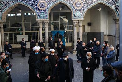 بازار تهران در آستانه شهادت حضرت زهرا(س)