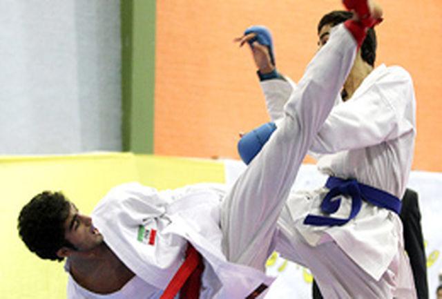دو دیدار تدارکاتی برای ملی پوشان کاراته در قزوین