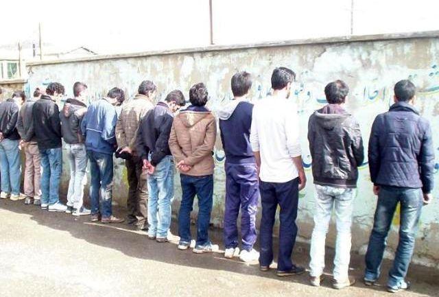 دستگیری90متخلف درکوهدشت