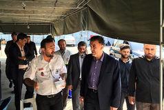ویزیت بیش از 4500 نفر از زائران در موکب درمانی قرارگاه اربعین
