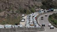 جاده هراز مسدود میشود