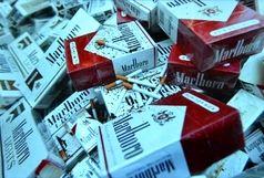 کشف بیش از 9 هزار نخ سیگار قاچاق