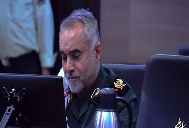 سردار ساسانی جانشین رییس سازمان پدافند غیرعامل شد