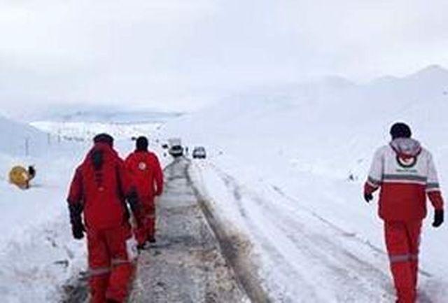 کوهنوردان خراسانی نجات یافتند/ تمامی افراد سالم هستند