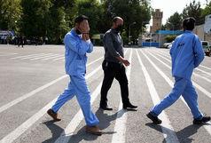 دستگیری 9 سارق و کشف 35 فقره سرقت در نهاوند