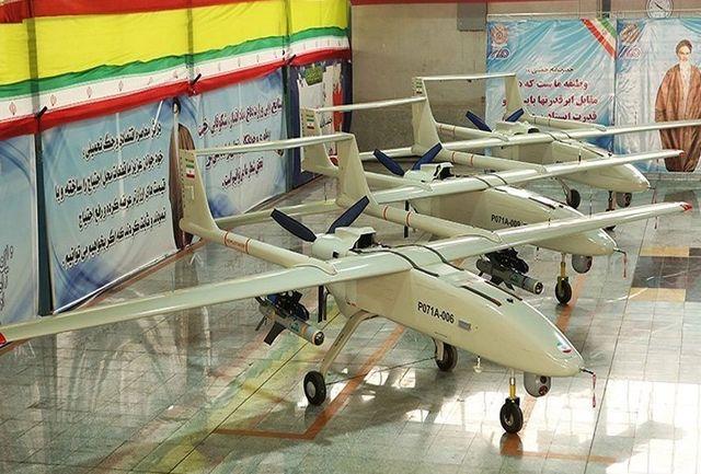 ایران به ابرقدرت پهپادی تبدیل شد!