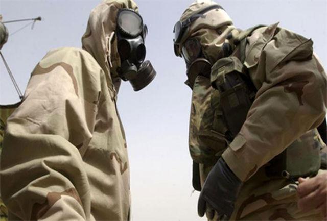 تروریست ها در لاذقیه از سلاح های شیمیایی استفاده می کنند