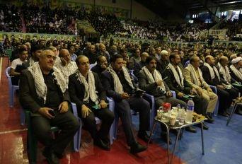 اجلاسیه ۳۳۲ شهید ورزشکار استان مرکزی