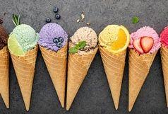 تقویت سیستم ایمنی بدن با بستنی
