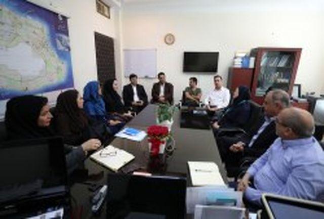 تقدیر از روابط عمومی شرکت های تابعه سازمان منطقه آزاد کیش به مناسبت روز ملی ارتباطات و روابط عمومی