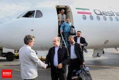 سفر وزیر ورزش و جوانان برای بازدید از مناطق سیل زده خوزستان