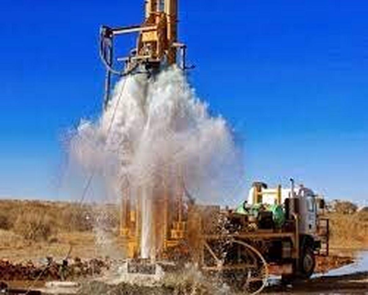 حفر سه حلقه چاه ژرف در شمال سیستان و بلوچستان