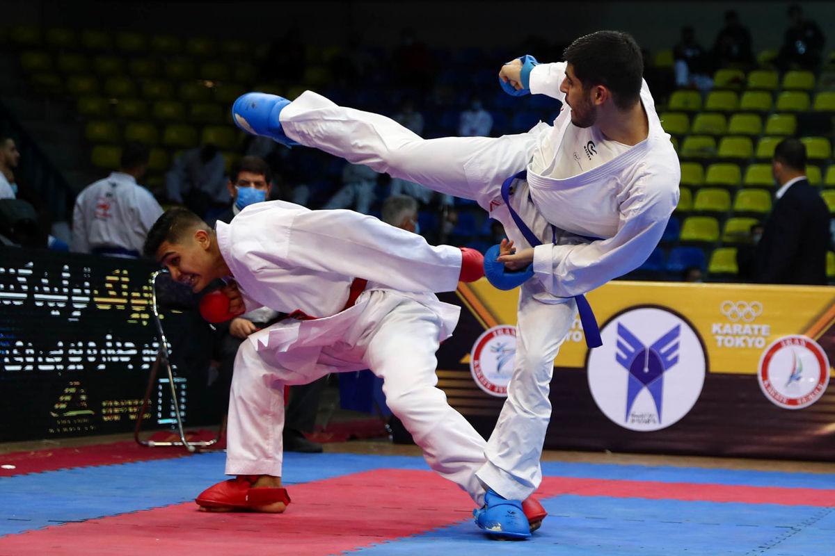دعوت کاراته کاهای قزوینی به اردوی تیم ملی