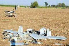 سقوط مشکوک یک فروند پهباد در خاک ایران