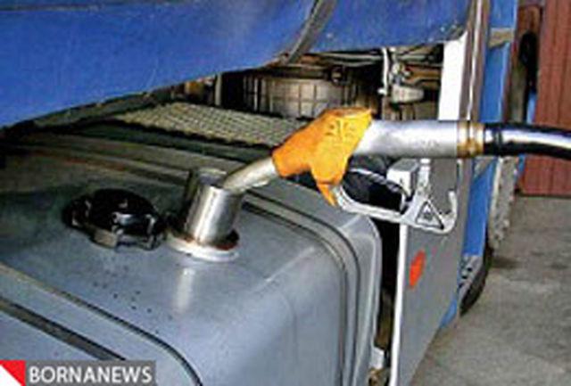 35 هزار لیتر گازوئیل قاچاق در پلیس راه اردبیل به مغان کشف شد