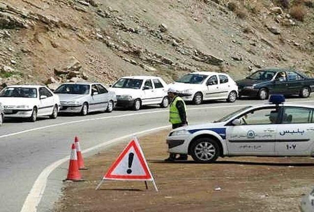 آخرین وضعیت راه های کشور/محور خلخال به پونل مسدود شد