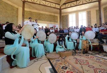 مراسم واختتامیه دومین جشنواره آوای تنبور دالاهو گهواره -  روستای بانزلانی