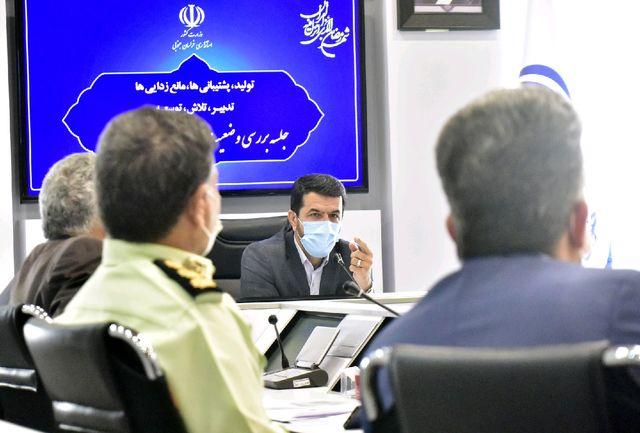 بسیج همه امکانات برای تامین نهادههای دامی استان