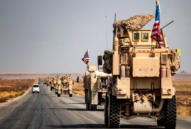 انتقال ۵۰ نظامی آمریکایی از سوریه به عراق