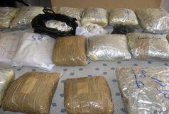 3.8 تن مواد مخدر در جنوب استان کشف و 6 متهم دستگیر شدند