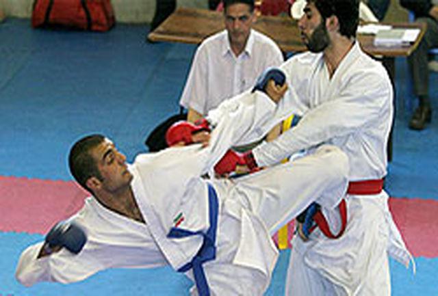 کبودراهنگ قهرمان کاراته کشور شد