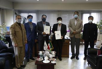 امضای قرداد بین وزارت ورزش و جوانان با ستاد مبارزه با مواد مخدر