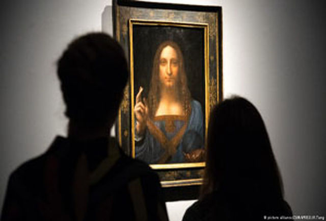 ولیعهد عربستان گرانترین تابلوی نقاشی جهان را در کجا نگه میدارد؟