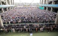 برگزاری نماز عید سعید فطر/مصلی اردبیل