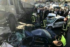 حادثه رانندگی خونین در محور تبریز-ارومیه
