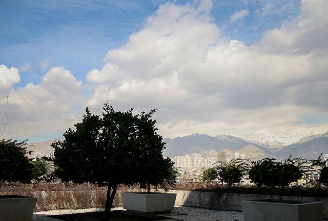 هوای امروز تهران پاک است