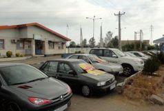 توقیف و اعمال قانون بیش از 400 خودرو متخلف در طرح آذرخش
