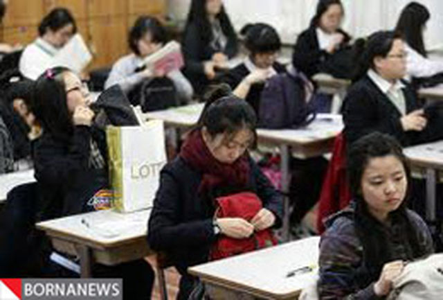 خودکشی 146 دانش آموز کره ای