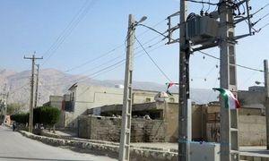 بهرهبرداری از پروژه برقرسانی به هفت روستای استان کرمانشاه