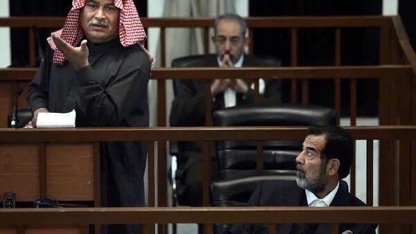 وزیر دفاع عراق در دوران جنگ تحمیلى درگذشت