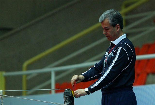 اسامی داوران و ناظران هفته چهارم لیگ دسته اول والیبال اعلام شد