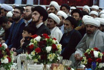 مراسم تحویل سال نو در حرم امام راحل