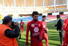ناگفته ستاره پرسپولیس از حادثه اتوبوس در اصفهان