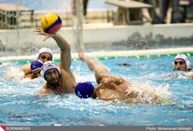 شکست تیم واترپلو جوانان ایران مقابل یونان