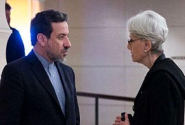 دیدار دوجانبه معاونان وزرای خارجه ایران و آمریکا آغاز شد