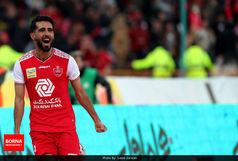 تاخیر در بازگشت ستاره عراقی پرسپولیس به ایران