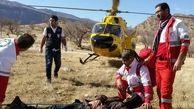 امدادرسانی به یکهزار متاثر از حوادث جادهای