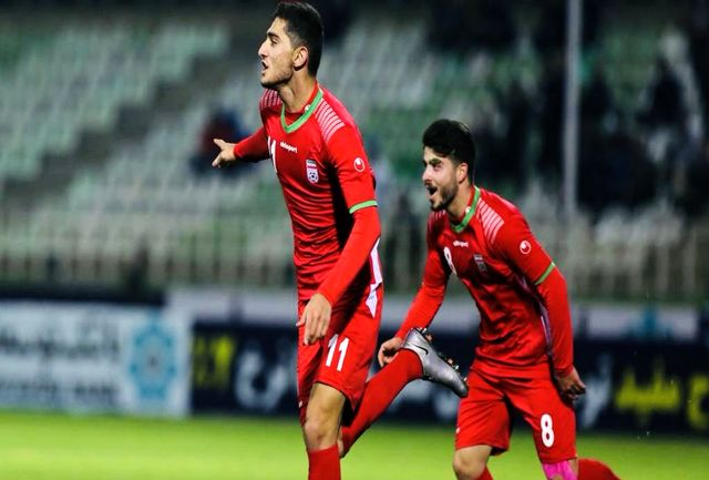 روزهای امید بخش ورزش ادامه دارد/  صعود مقتدرانه ایران با برد امارات