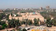 حمله موشکی به نزدیکی سفارت آمریکا در بغداد
