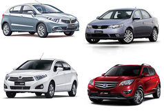 مقایسه قیمت خودروها در کارخانه و بازار / ببینید